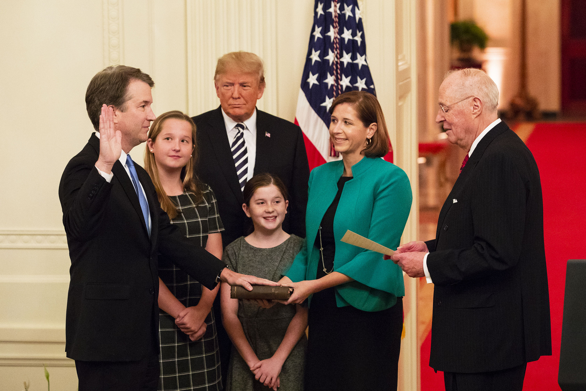 The Kavanaugh Confirmation & Its Place in American History