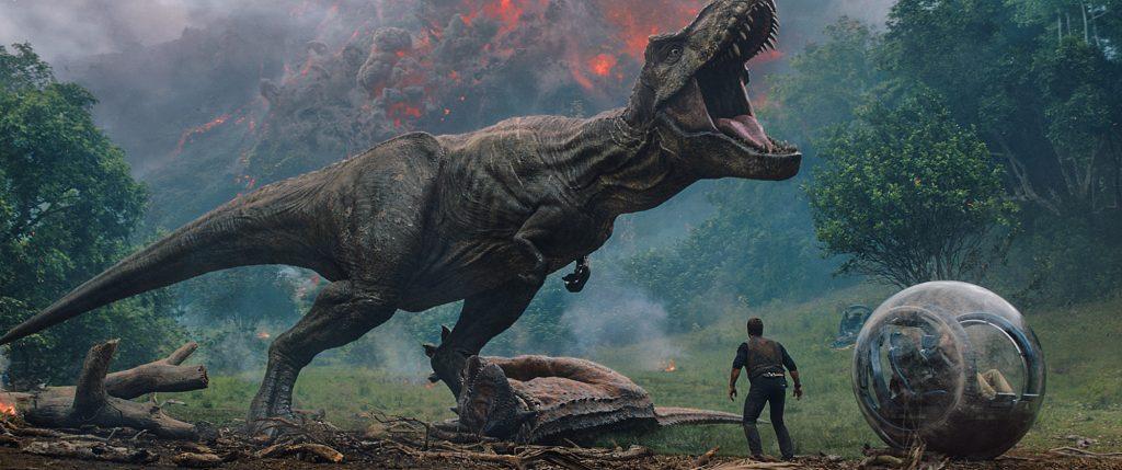 Jurassic World: Fallen Kingdom and the Jurassic Park Series