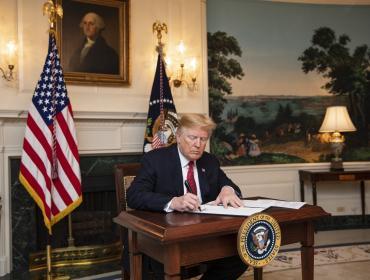 President Trump © Flickr/Carmen Rodriguez [public domain]