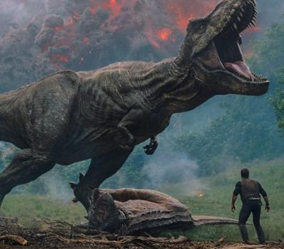 Jurassic World: Fallen Kingdom and the Jurassic Park Series